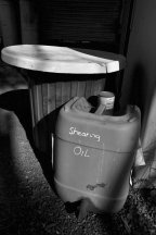 Shearing Oil