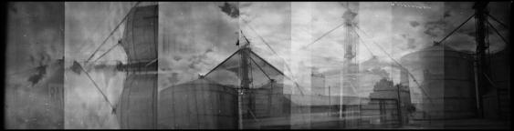 Sleepy towns and grain sidings