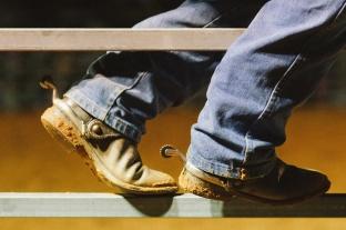 Red dirt and spurs | DC Solutions Rodeofest Kalgoorlie