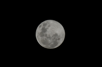 The Supermoon made an appearance in June.