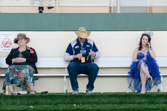 The Hannans Handicap is all about fashion. And beer.